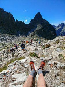 buty minimalistyczne w górach